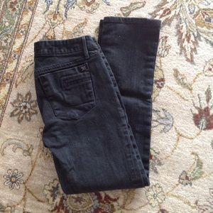 Joe's Honey black jeans